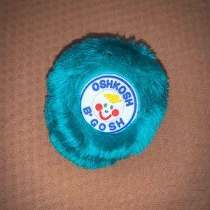 Vintage Oshkosh B'Gosh Baby Earmuffs